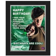 Personalised - Doctor Who Birthday ...