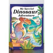 Personalised Adventure Book - Dinos...