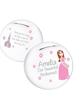 Personalised Fabulous Bridesmaid Mo...