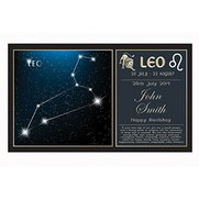 Personalised Star Sign Certificate