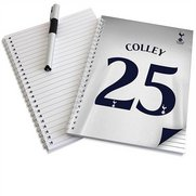 Tottenham Hotspur Personalised Note...