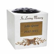 Personalised In Memory Of Rose Bowl