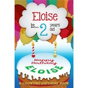 Personalised Counting Birthday Soft...