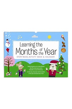 Personalised Months of the Year Act...