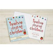 Personalised 12 Days of Christmas S...