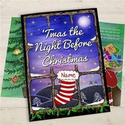Personalised 'Twas the Night Before...