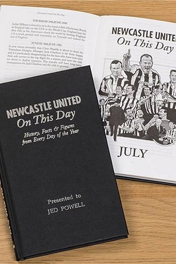 Personalised Newcastle United On Th...