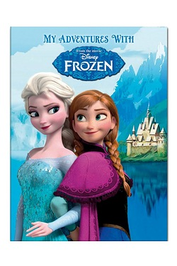 My Adventure Book - Disney Frozen