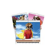 Personalised Dogs A5 Calendar