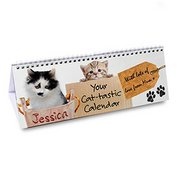 Personalised Your Cat-tastic Desk C...