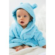 Personalised Newborn Baby Robe