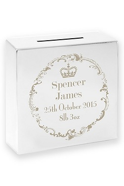 Personalised - Royal Crown Square M...
