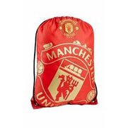 Foil Print Gym Bag - Man Utd
