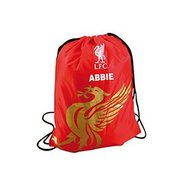 Foil Print Gym Bag - Liverpool