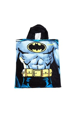 Personalised Kids Poncho - Batman