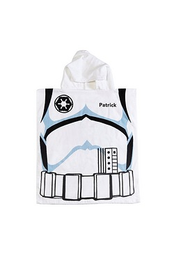Personalised Poncho - Stormtrooper