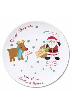 Felt Stitch Friends Mince Pie Plate