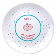 "Baby's Cartoon 1st Christmas 8""..."