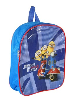 Personalised Backpack - Despicable Me