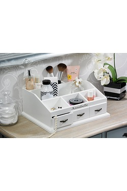 Personalised Dressing Table Organiser