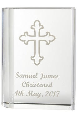Personalised Glass Bible