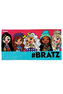 Personalised Kid's Towel - BRATZ