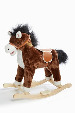 Personalised Rocking Horse