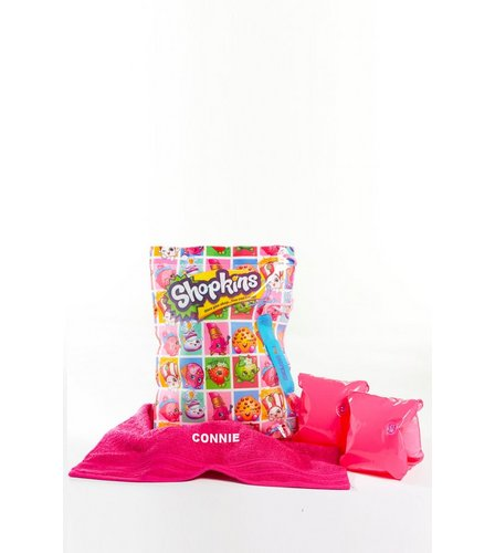 Image for Shopkins Personalised Swimbag Set from ace