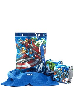 Marvel Avengers Personalised Swimba...