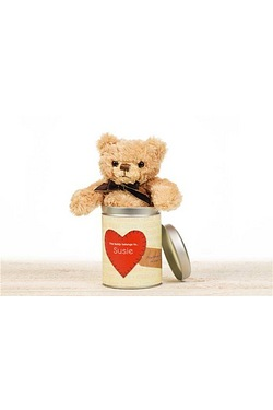 Personalised Valentine's Day Teddy ...
