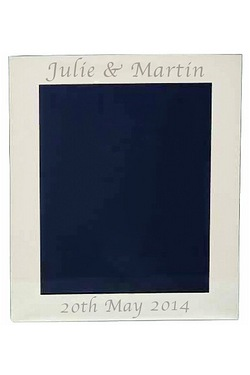 "Personalised 5x7"" Photo Frame"