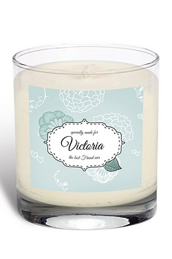 Personalised Best Ever Floral Scent...