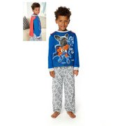 Cosy cotton pjs and onesies many with free personalisation.