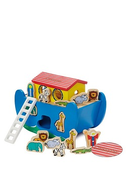Personalised Noahs Ark