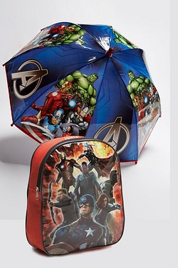 Personalised Backpack & Umbrella Se...