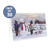 Christmas Treats Cards - Front Cove...