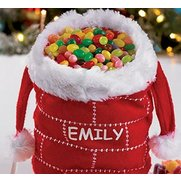 Personalised Chimney Sack - Jelly B...