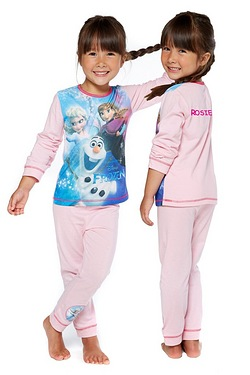 Disney Frozen Personalised Pyjamas
