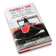 Personalised Formula 1 On This Day ...