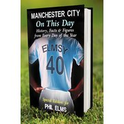 Personalised Manchester City On Thi...