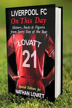 Personalised Liverpool On This Day ...