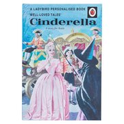 Cinderella: A Ladybird Personalised...
