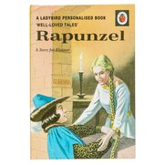 Rapunzel: A Ladybird Personalised Book