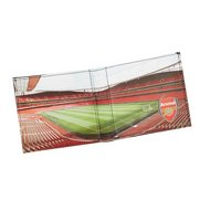 Arsenal Personalised Stadium Wallet