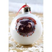Photo Personalised Bauble
