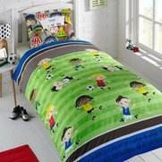 Personalised Football Friends Duvet...