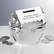 Engraved Ark Money Box