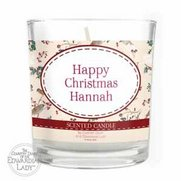 Edwardian Lady Xmas Scented Candle