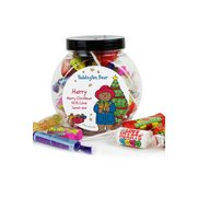 Paddington Bear Christmas Sweets Jar
