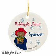 Paddington Bear Christmas Decoration
